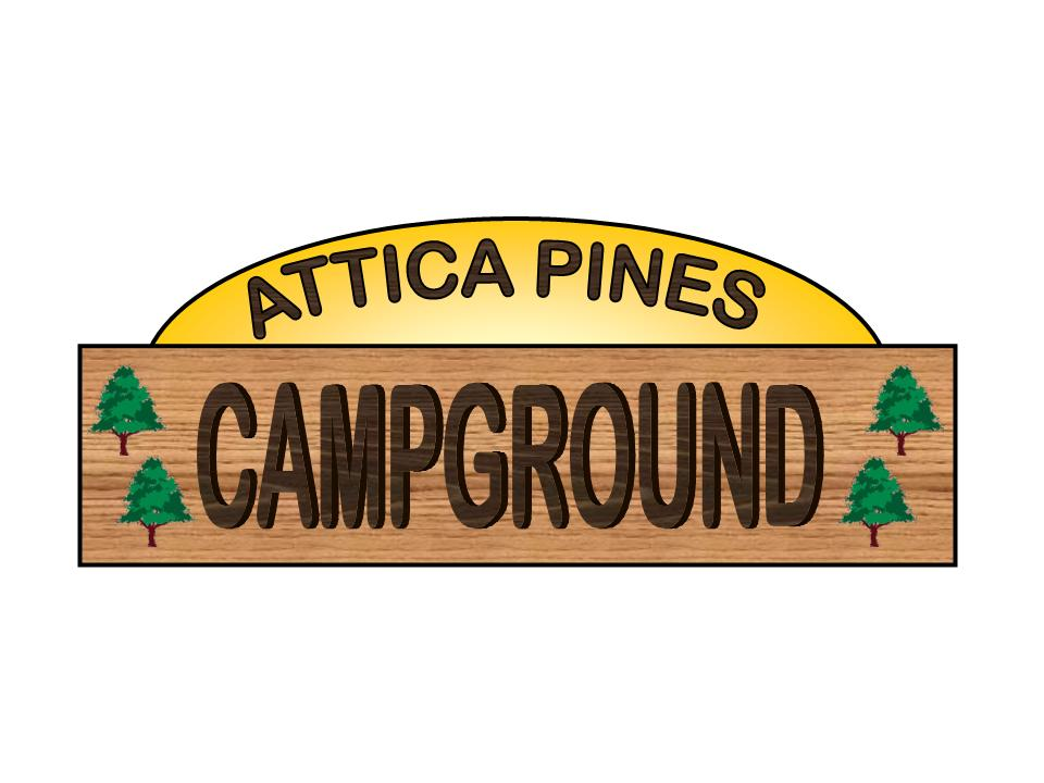 Attica Pines Campground Home Page